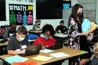 B. Mac Intermediate School: rich in culture, big on learning!