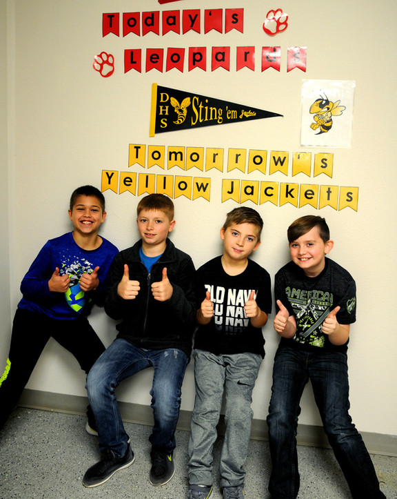 Grooming & growing future Yellow Jacket champions