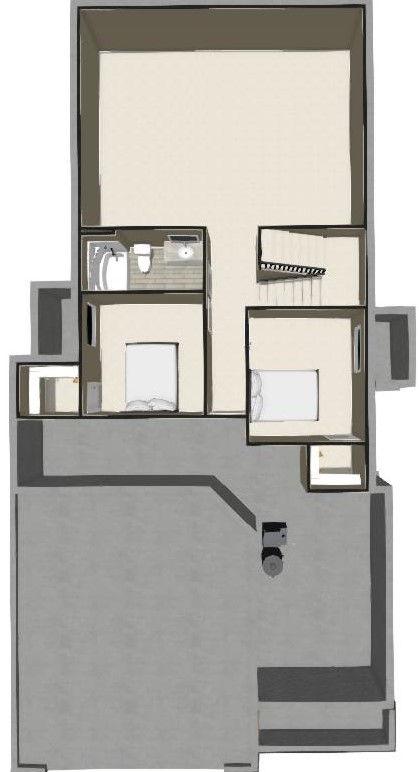 Viking Homes - 1490 Ranch - Basement Flo