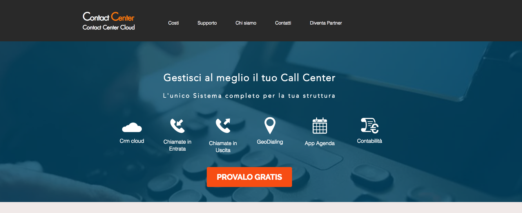 Contact Center Cloud