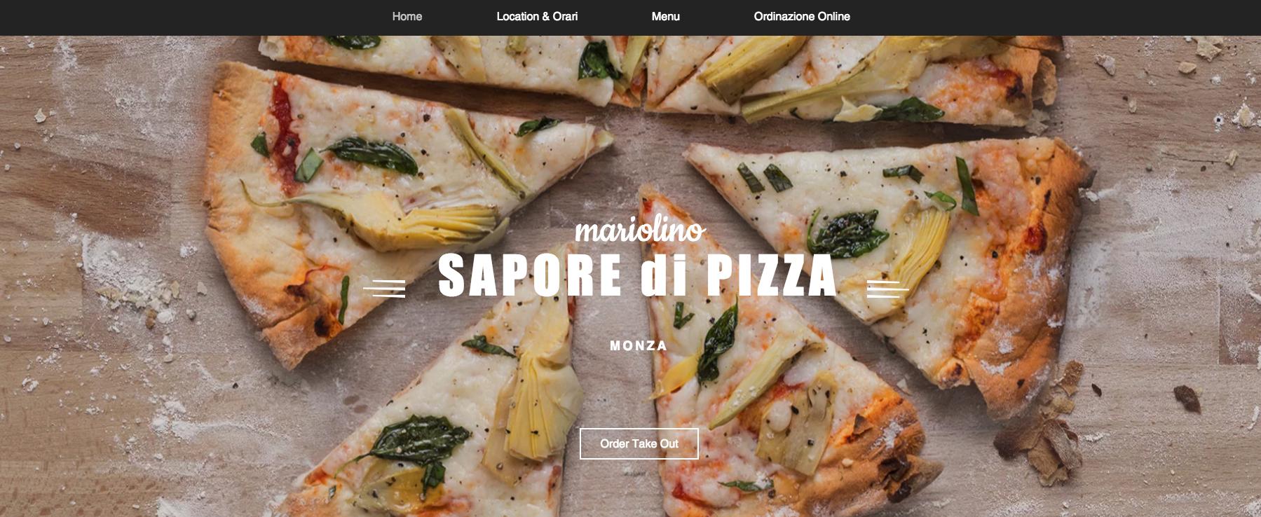 SAPORE DI PIZZA