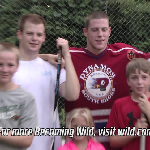 Becoming Wild with Coach Boudreau