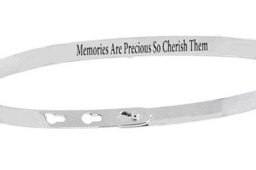 MEMORIES ARE PRECIOUS SO CHERISH THEM