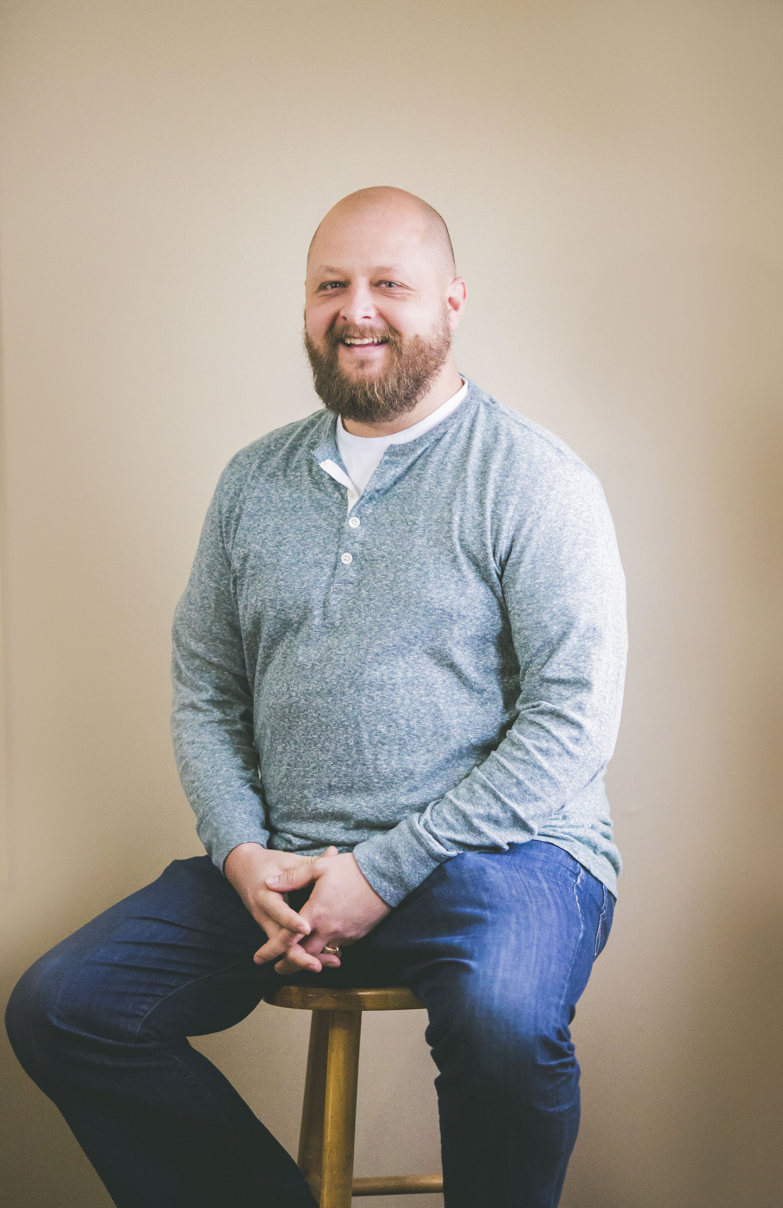 Nathan Couch - Lead Pastor