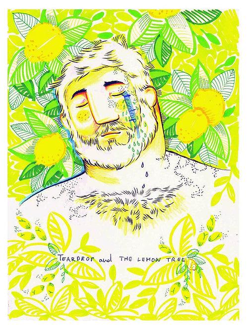 Mivo Art. Yellow Lemon