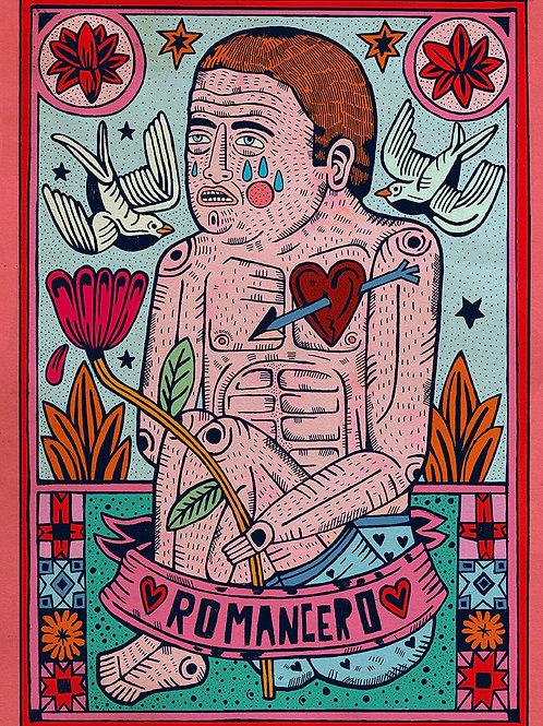 Asis Percales. Romancero