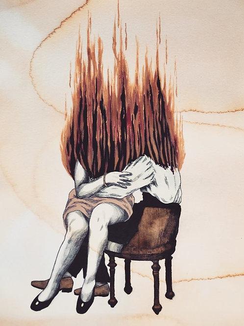 Jaume Mora. Arder en un millar de besos