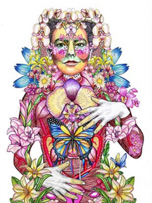 El Dios de los Tres. Björk