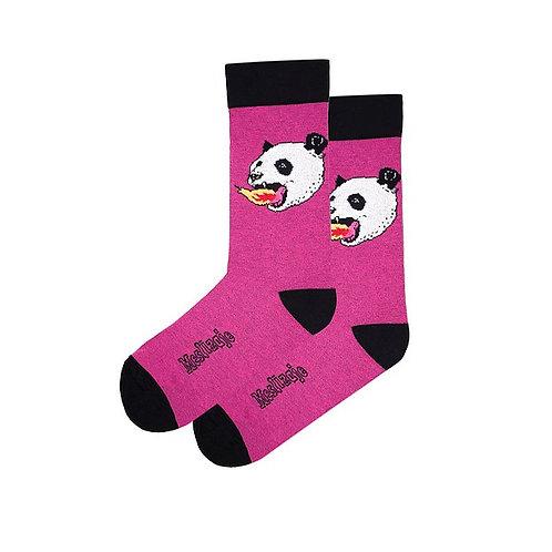 """El Dios de los Tres. Calcetines """"Panda"""""""