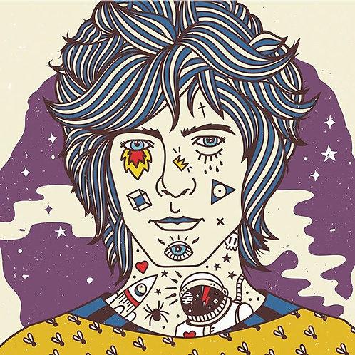 Sr Sleepless. David Bowie