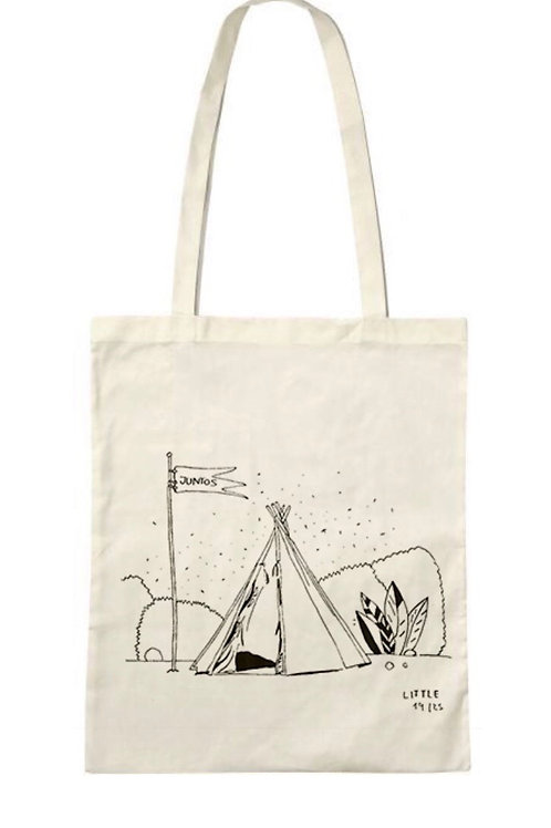 Little. Totebag Juntos