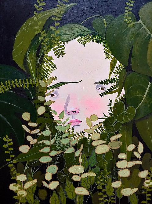 Irene Mala. Camuflada I