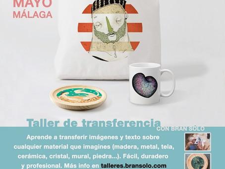 TALLER DE TRANSFERENCIA CON BRAN SÓLO