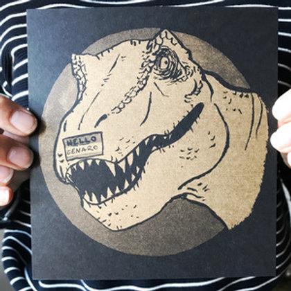 Genaro el T-Rex