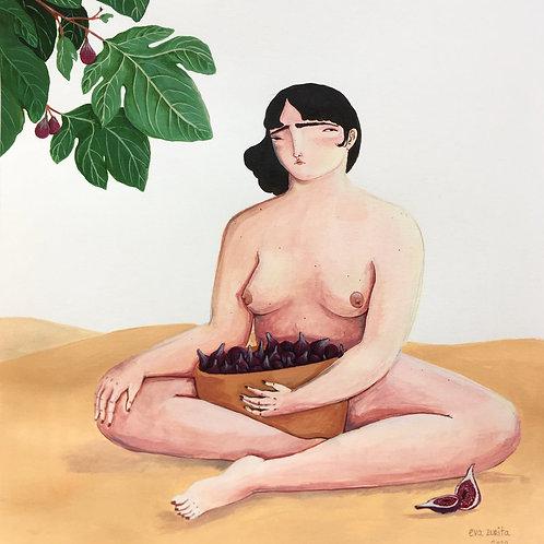 Eva Zurita. La higuera
