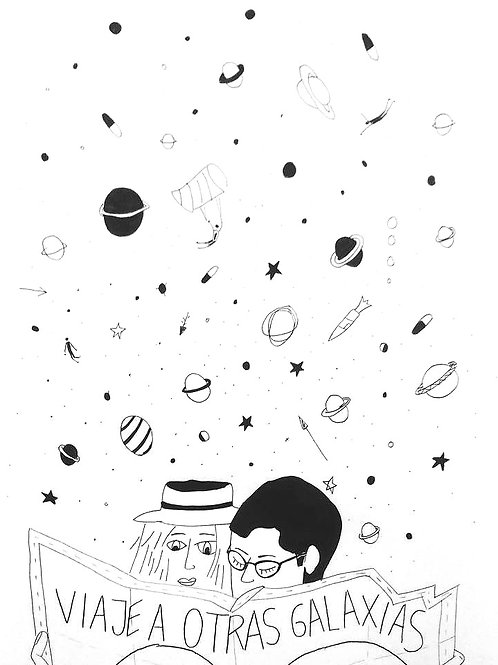 Little. Viaje a otras galaxias
