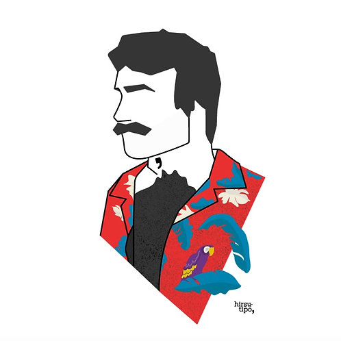 Hirsutipo. Tom Selleck I