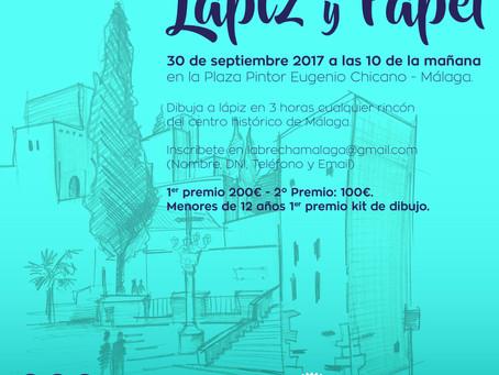 I Edición 'Lápiz y Papel'