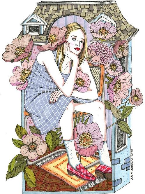 Ana Jarén. Houses: Spring