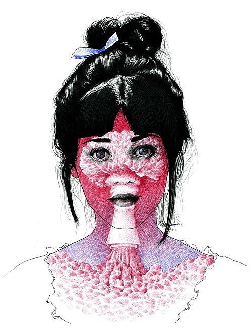 Celeste Ciafarone. Weird stuff