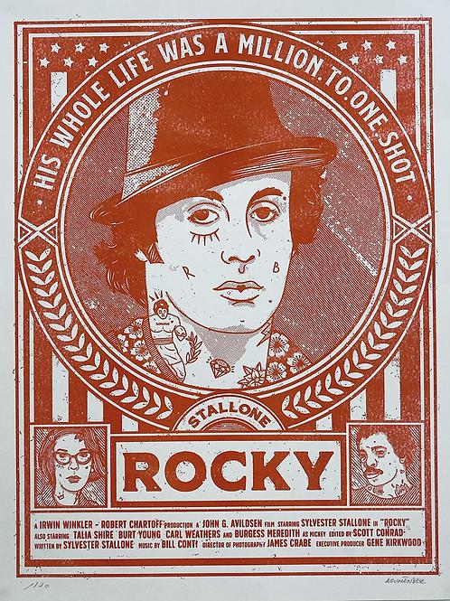 Sr Sleepless. Rocky
