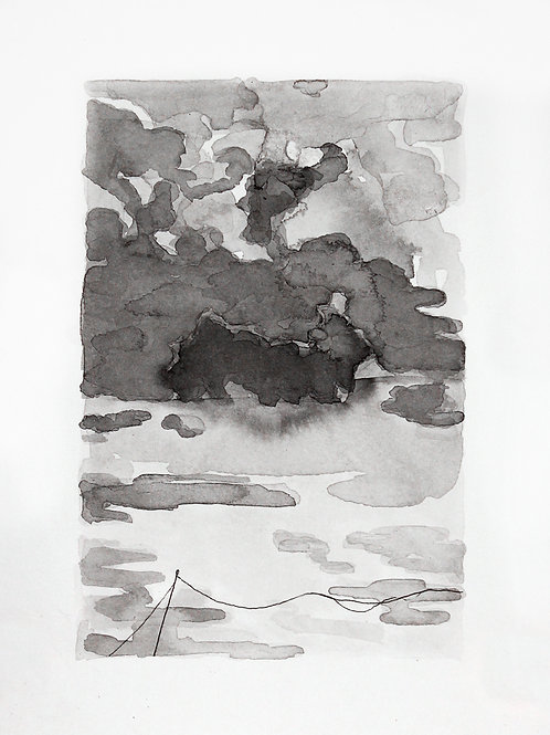 Juan Dormitorio. Tormenta