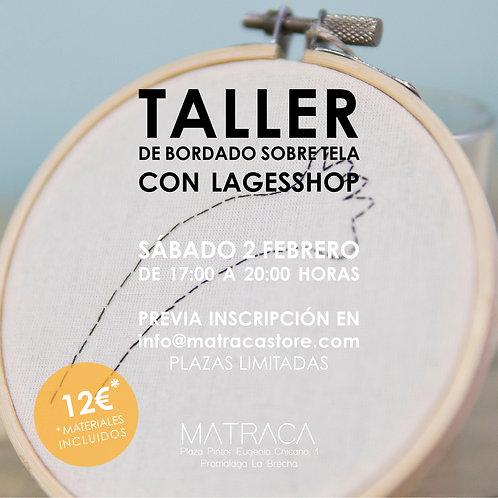 TALLER LAGESSHOP