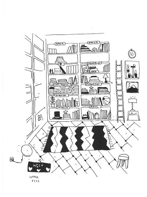 Little. Biblioteca