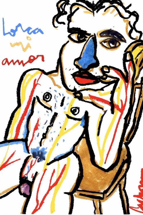 Cachorro Lozano. Lorca