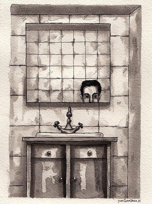 Juan Dormitorio. Intimidad