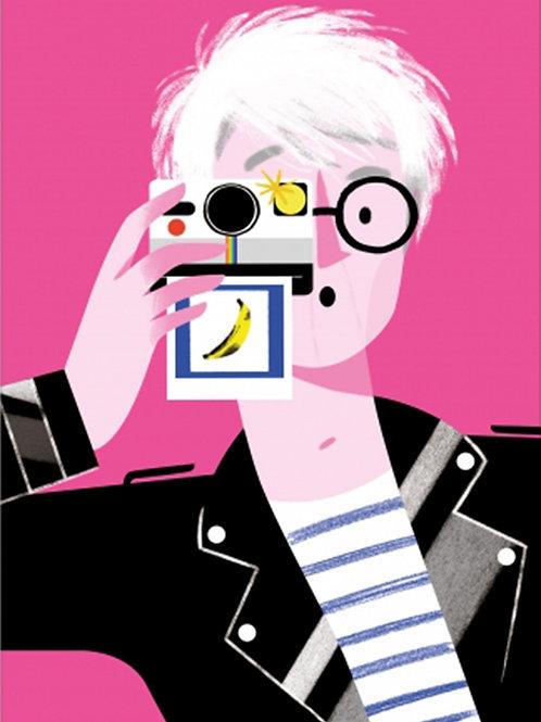 Gonzalo Muiño. Insta Warhol