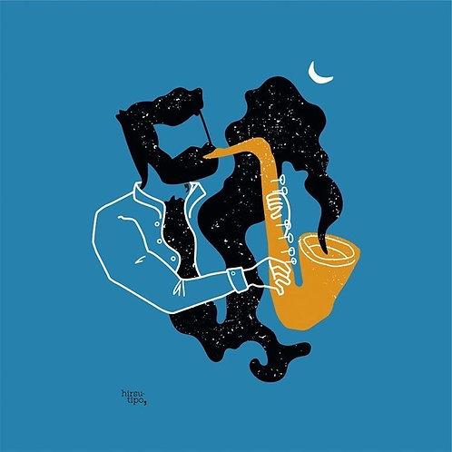 Hirsutipo. Noche de saxo