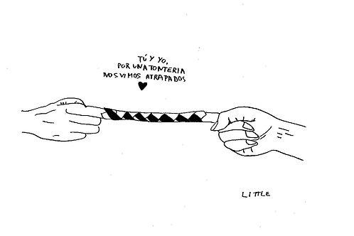 Little. Tú y yo