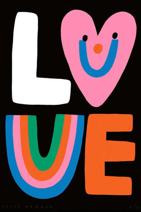 Susie Hammer. Love Love Love