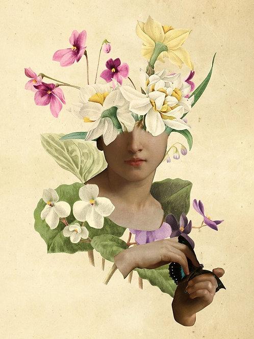 Teresa Cucala.  Manos de mariposa