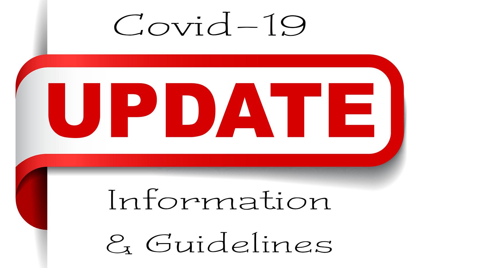 Covid-19 Update (3.30)