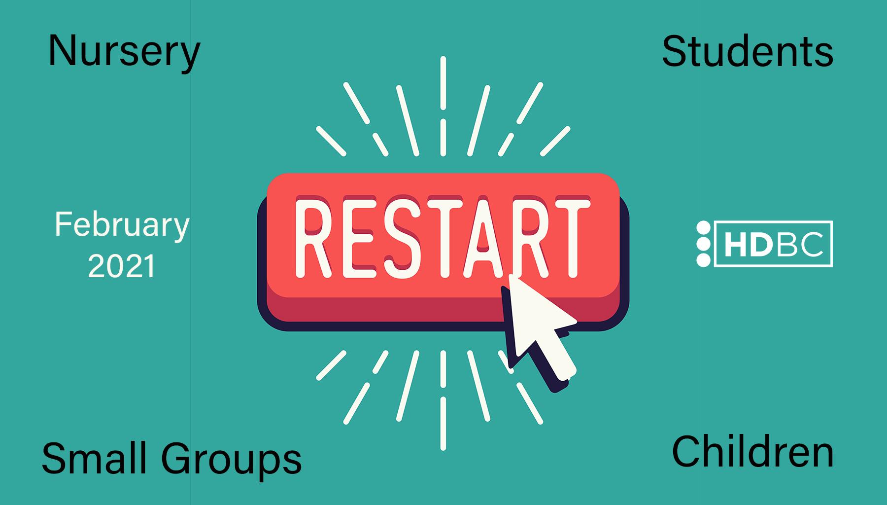 Restart Wide