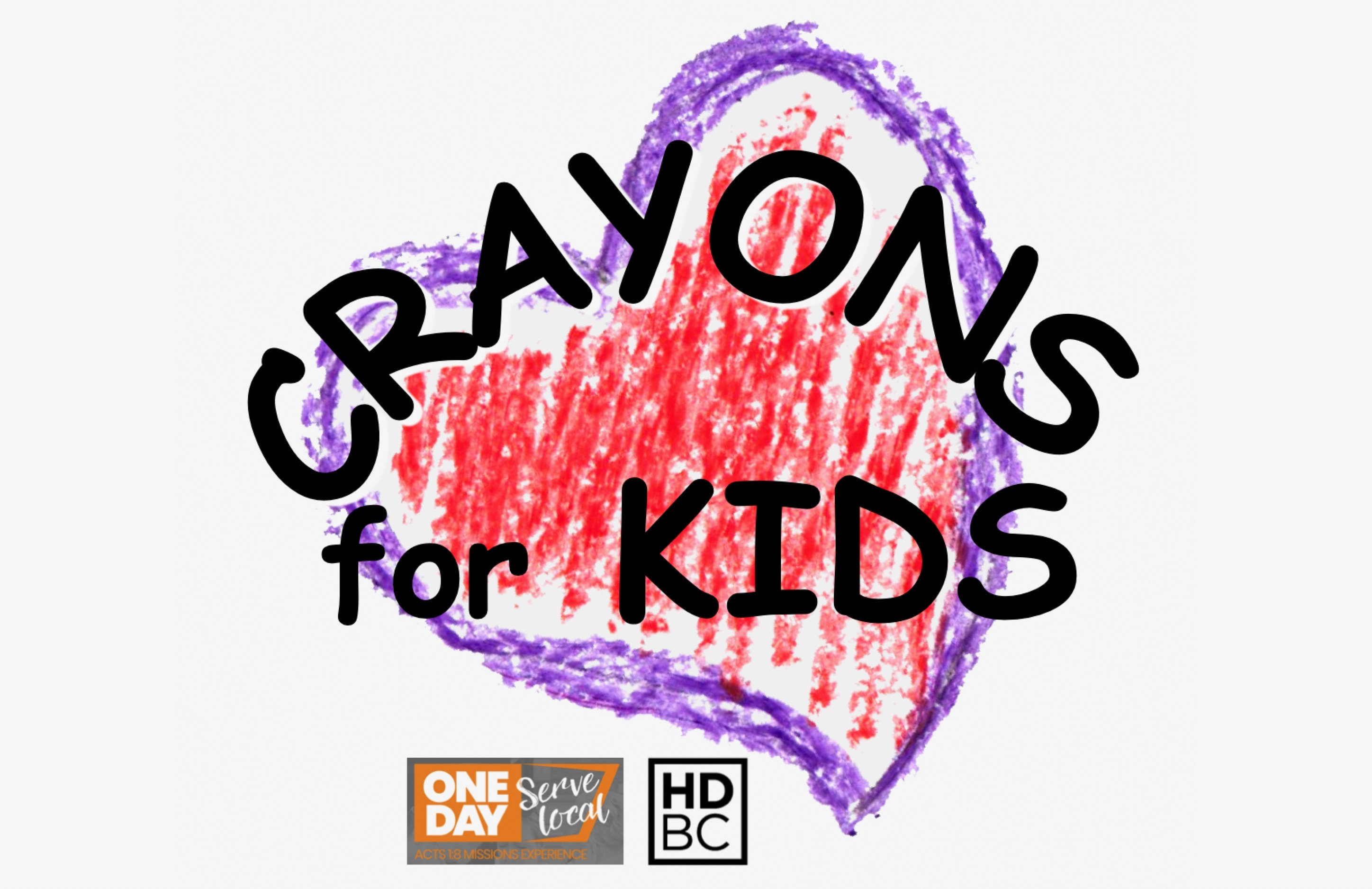 Crayons for Kids wide