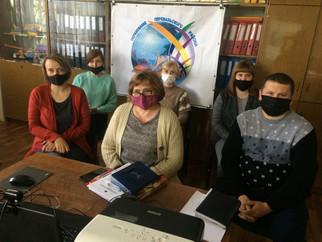 Селекторное совещание с Министром образования и науки Луганской Народной Республики