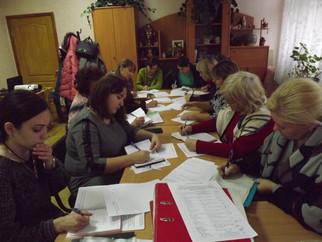 Районный семинар-практикум: «Искусство говорить…» для воспитателей групп кратковременного пребывания