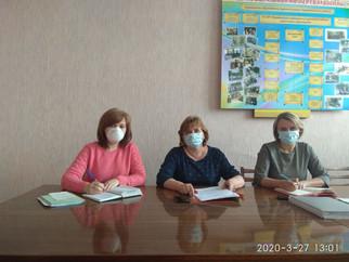 Совещание с представителями образовательных учреждений Перевальского района