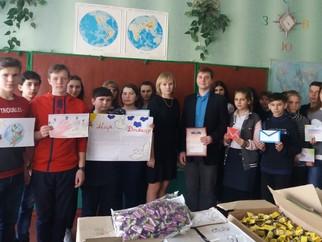 Сотрудничество между Перевальским районом и городским округом Ступино Московской области продолжаетс
