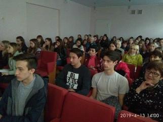 Международная акция «Тотальный диктант — 2019» прошла в Перевальском районе