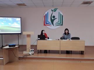Заведующий Перевальской ПМПК принял участие в республиканском семинаре-практикуме для учителей-логоп