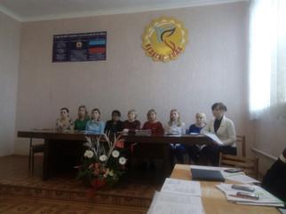 II тур районного этапа конкурса «Педагог года Луганщины»