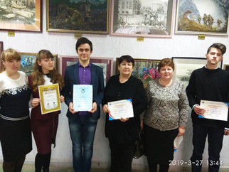 Призеры республиканских олимпиад и конкурсов от Перевальского района посетили Республиканский форум