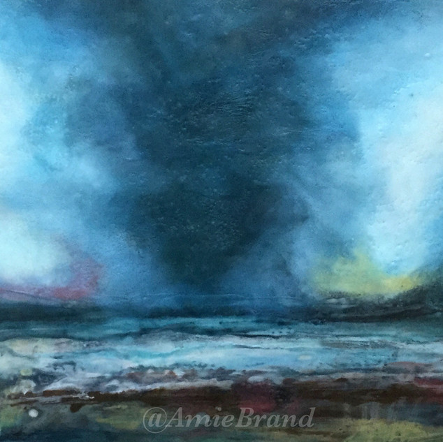 For sale - Till salu Encaustic and soft