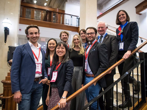 Coastable won at Regional Pitch@Palace in Vancouver