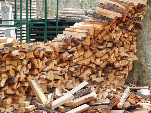 Lumber for firewood