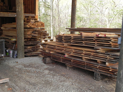 Quality Reclaimed Lumber